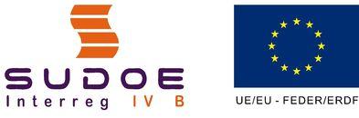 Logos SUDOE-FEDER